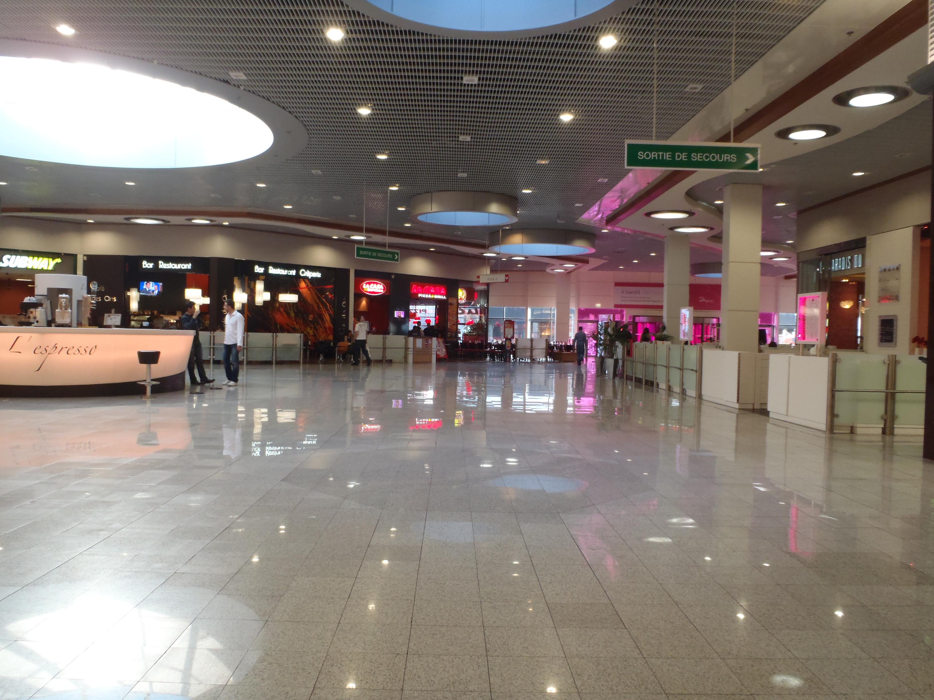 Centre commercial blagnac barbanel - Centre commercial daumesnil ...